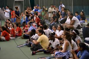 Partners - Columbia Univ Tennis Center