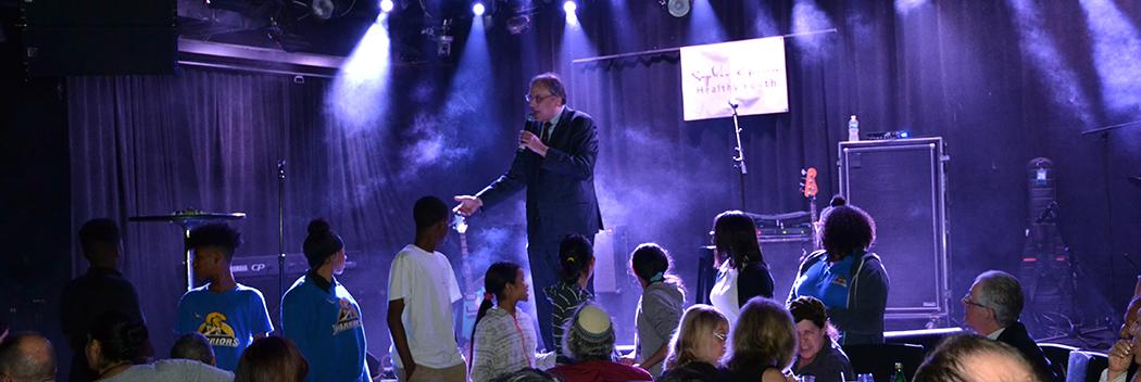 2018 Gala Fund Raiser Salutes Teen Champions